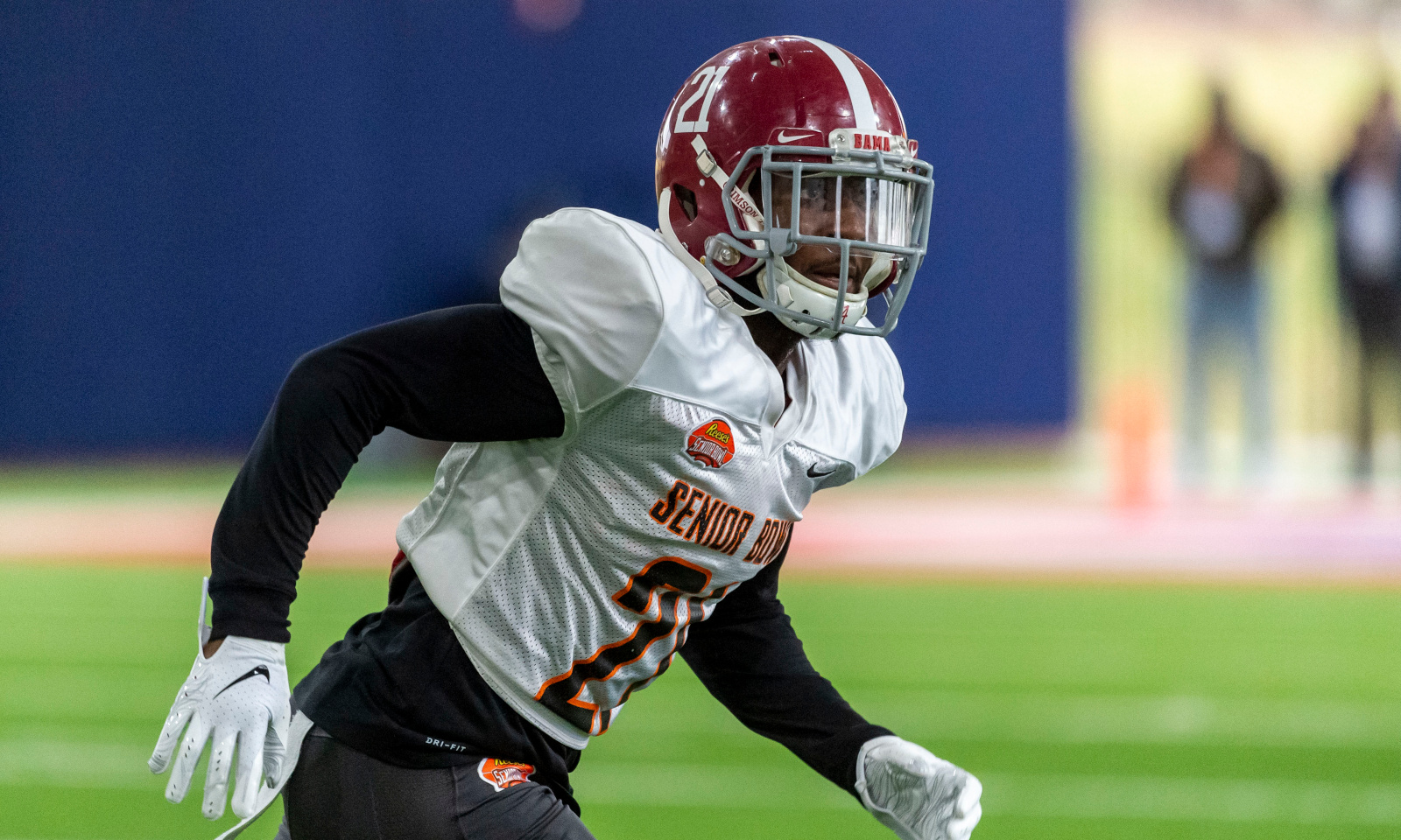 Former Tide safety, Jared Mayden has one goal at the Senior Bowl