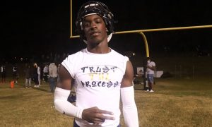 Terrion Arnold talks Alabama and more in an interview