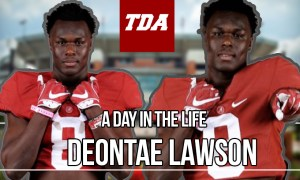 Deontae Lawson Day In the Life Edit