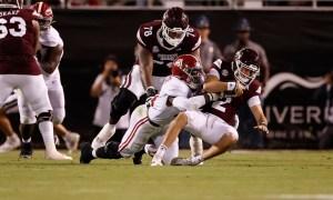 Alabama linebacker Will Anderson