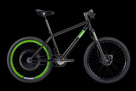 Bicicleta eJalopy