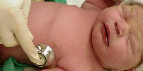 Examen bebé