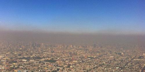 Smog fotoquímico en la ciudad de México
