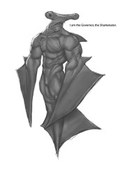 Sharkenator