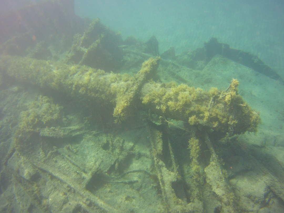 Limassol diving