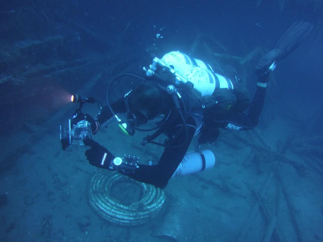 Limassol technical dives