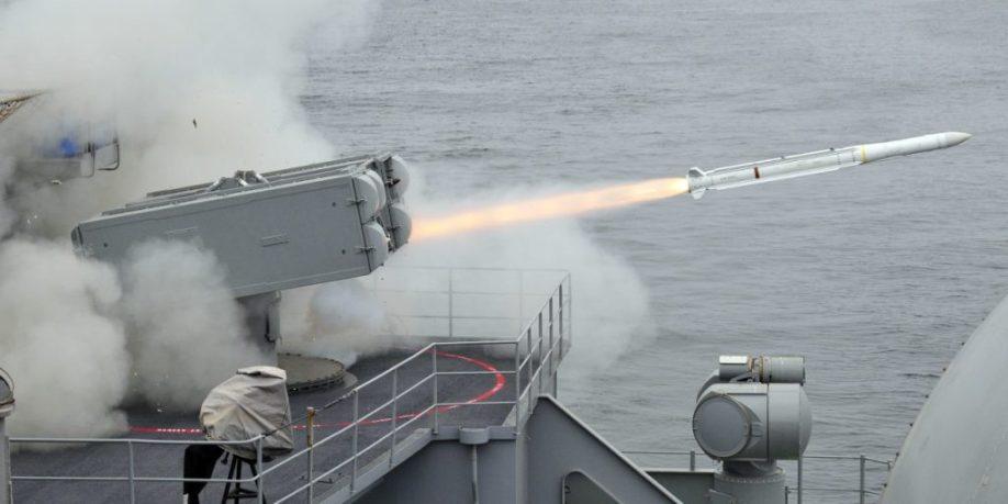 NATO Seasparrow ESSM Blok 2'nin başarılı uçuş testini gerçekleştirdi