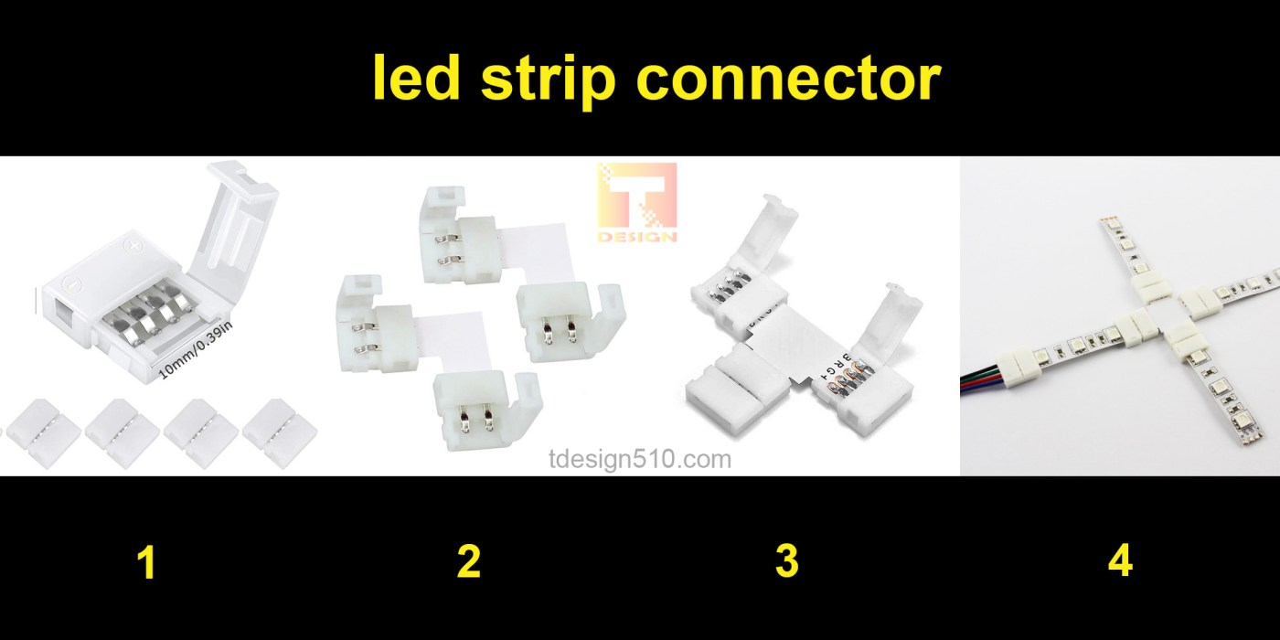 led_strip_connector