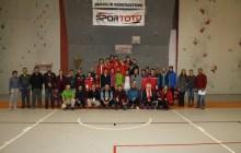 Spor Tırmanış Büyükler Hız Yarışması 1. Ayak tamamlandı.