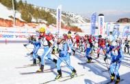 Ergan 2017 Dağ Kayağı Dünya Kupası Bireysel Yarışları Tamamlandı.
