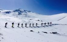 Süphan Dağı Kış Tırmanışı ve Dağ Kayağı Faaliyeti Başvuruları
