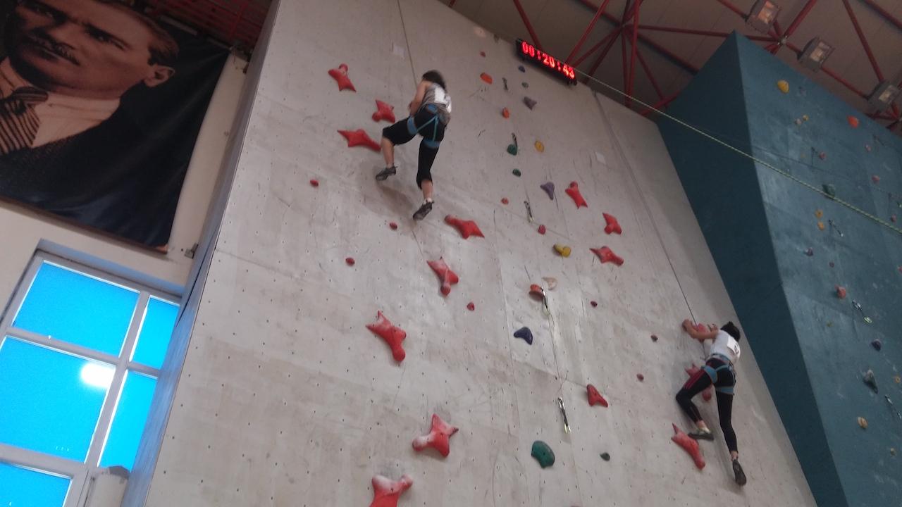 Spor Tırmanış Temel Seviye Eğitimi (B) –Bursa Katılımcı Listesi