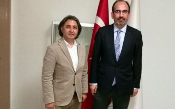 Türkiye Dağcılık Federasyonu ile Acil Sağlık Hizmetleri Genel Müdürlüğü arasında protokol yapıldı.