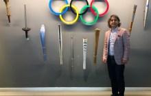 Milli Olimpiyat Komitesi Ziyareti