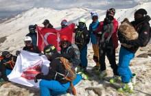 Yıldızlar-Gençler Dağ Kayağı İleri Seviye Eğitimi başarıyla tamamlandı.
