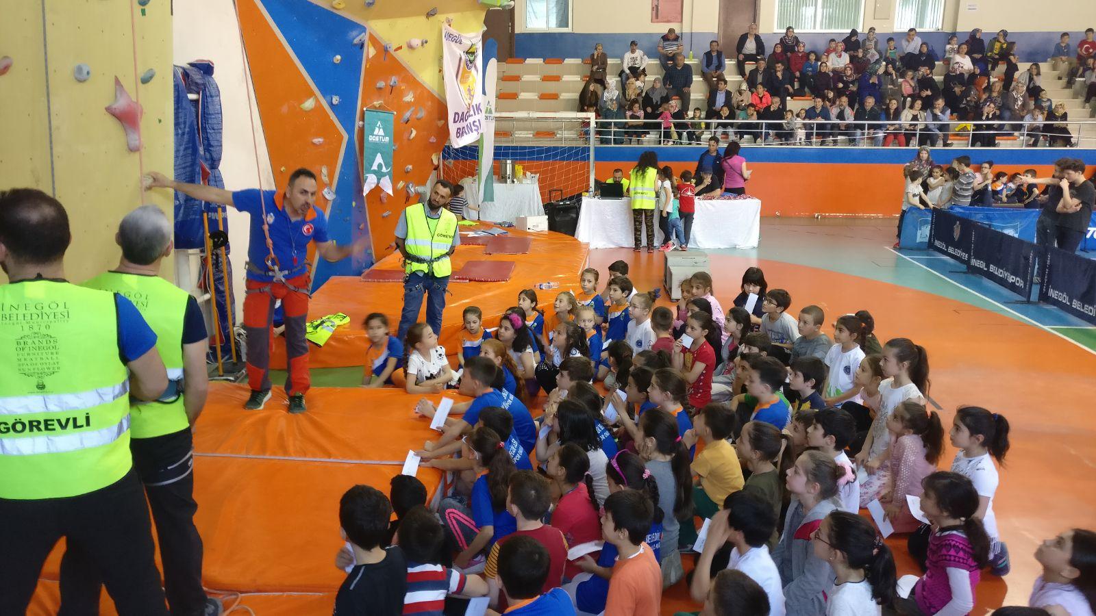 Spor Tırmanış Temel Seviye Eğitimi - Van Katılımcı Listesi
