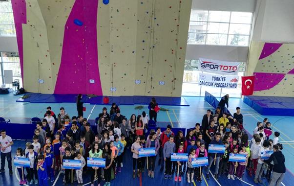 Spor Tırmanış Gençler-Büyükler Boulder Türkiye Şampiyonası – Sakarya Başvuruları