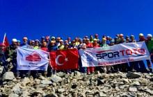 30 Ağustos Uluslararası Zafer Haftası Tırmanış Katılımcı Listesi