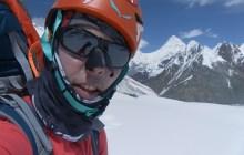 Dünyanın En Soğuk Dağında Bir Kadın
