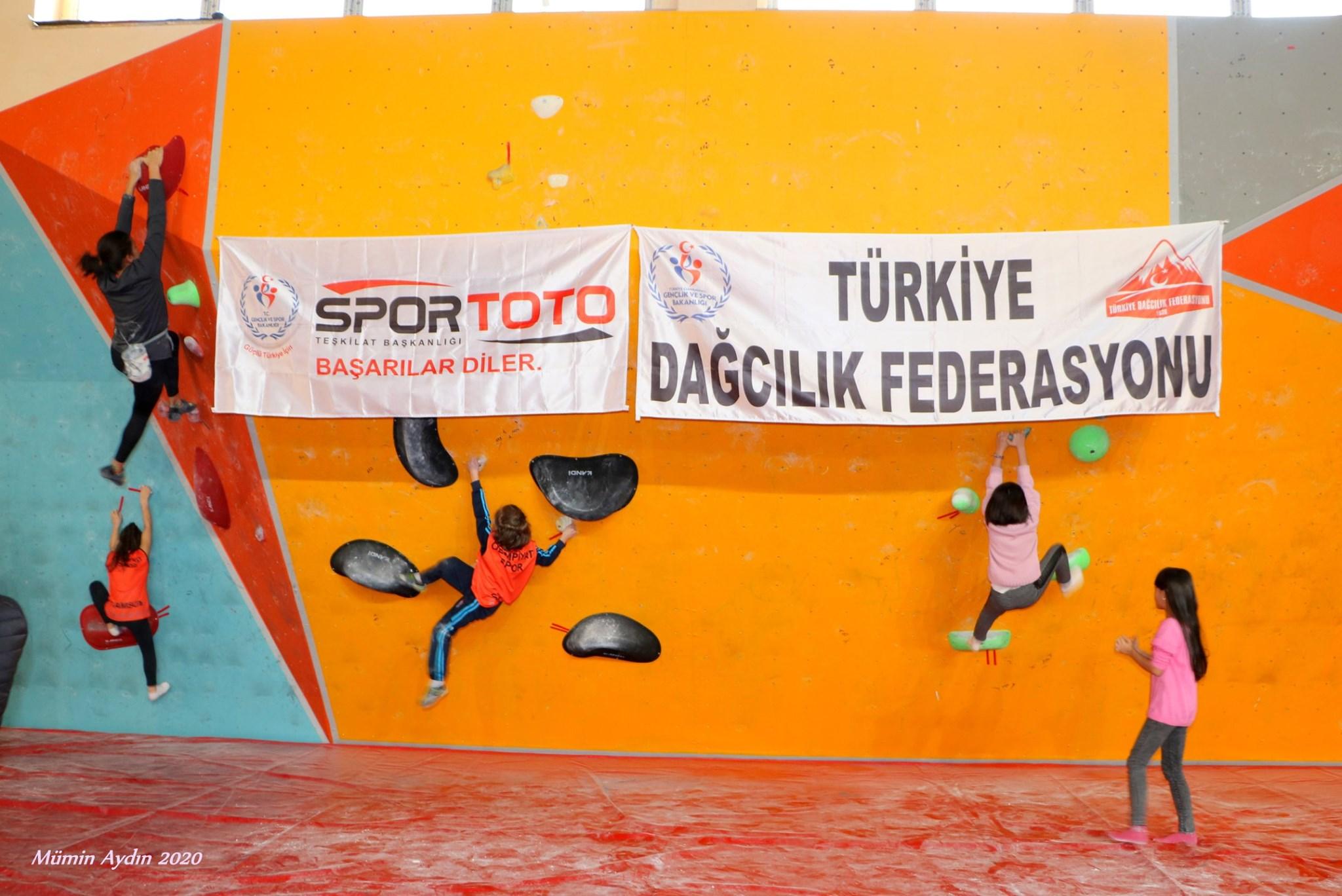 Spor Tırmanış İleri Seviye Eğitimi (B) – İzmir Katılımcı Listesi