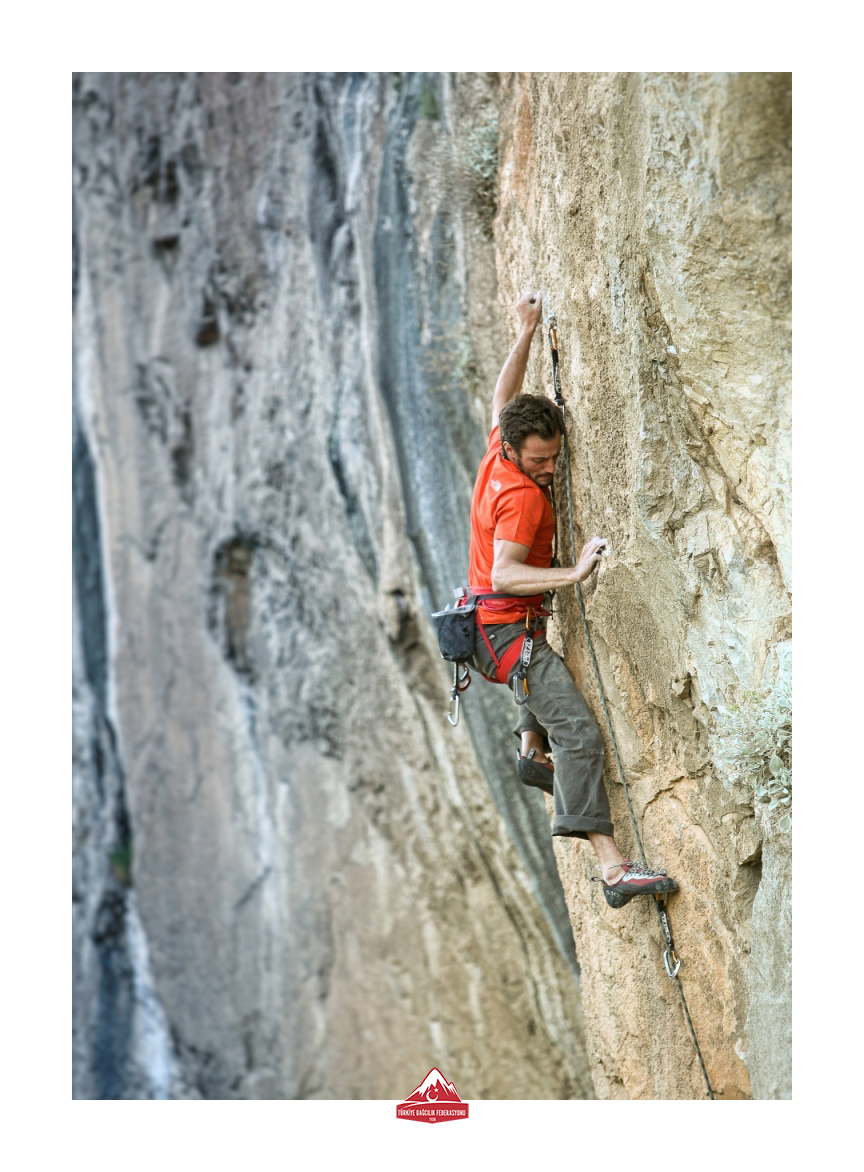 Tek İp Boylu Kaya Tırmanış Eğitimi (A)- Niğde Başvuruları