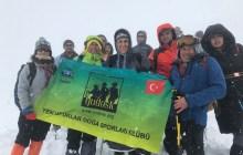 YUDOSK Köroğlu Dağı zirve tırmanışını gerçekleştirdi.