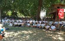 Yaz Dağcılık Okulu İzmir'de Başladı