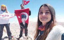 Eska Gençlik ve Spor Kulübü 3-4 Temmuz 2021 Antalya Kızlar Sivrisi ve Gömbe Akdağ Tırmanışlarını Gerçekleştirdi.