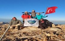 Antalya-Göme Uyluktepe (3024 m ) Zirve Faaliyeti