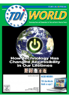 Vol. 41 Issue 2 (2010) How Technology Has Changed Changed Accessibility in Our Lifetimes