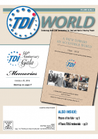 Vol. 49 Issue 3 (2018) 50th Anniversary Gala Memories
