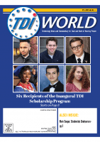 Vol. 50 Issue 1 (2019) Six Recipients of the Inaugural TDI Scholarship Program
