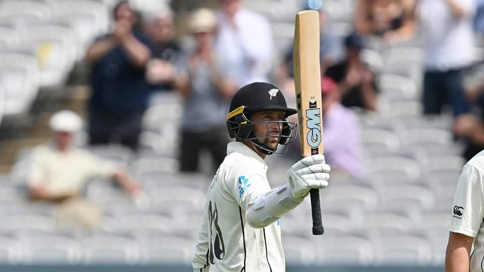 ENG vs NZ 1st Test, Day 2: Devon Conway notches double ton on debut, hosts trail by 267 runs