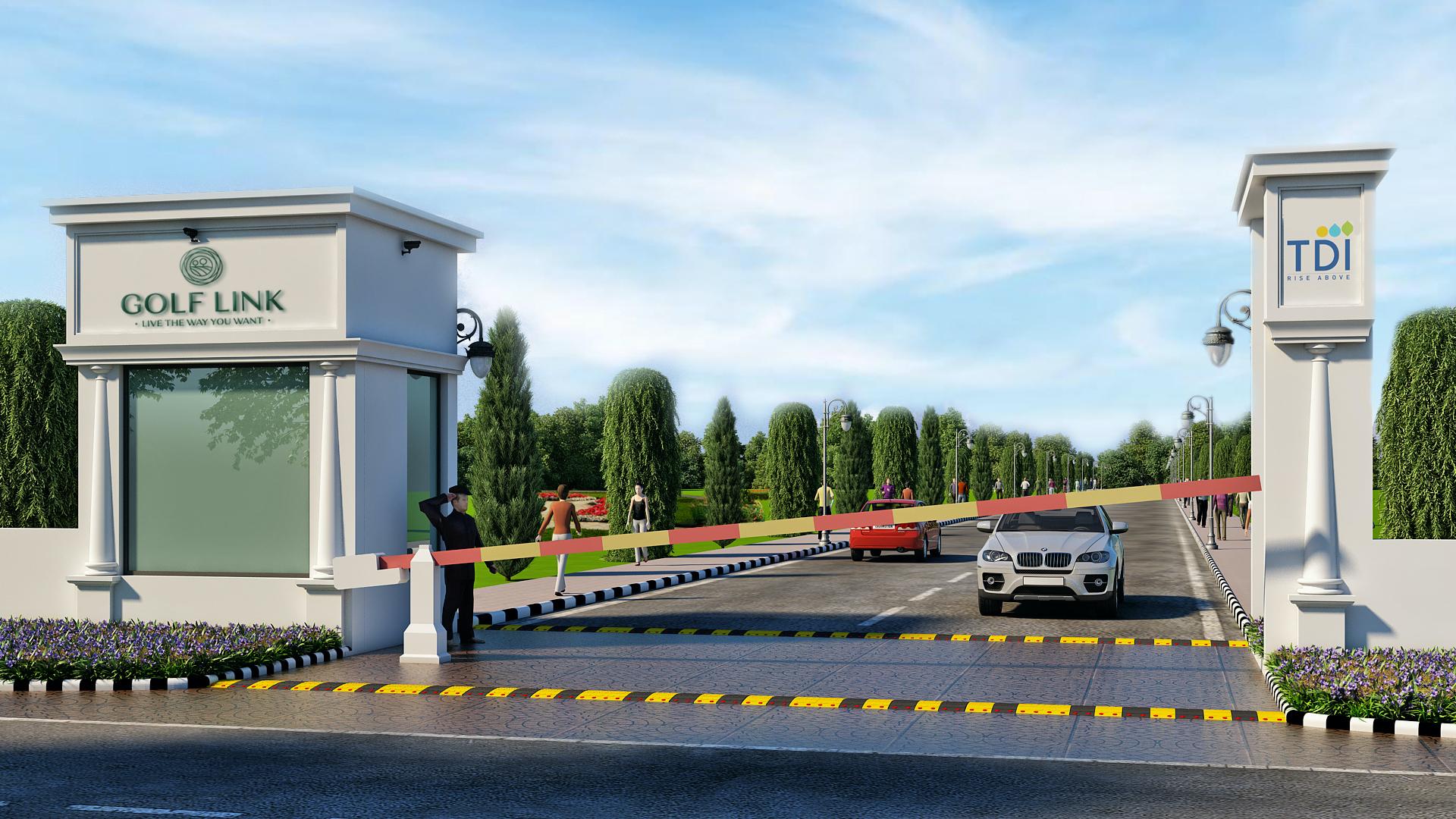 Golf Link, Sector 118, TDI Smart City, Mohali