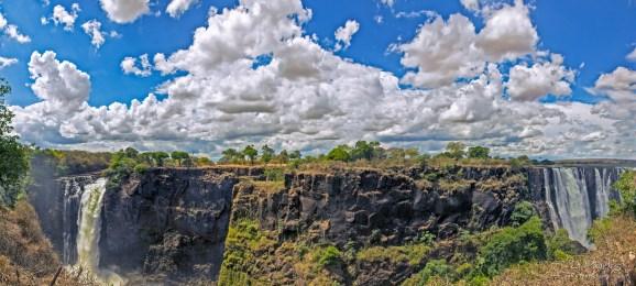Victoria Falls Panoramic 1