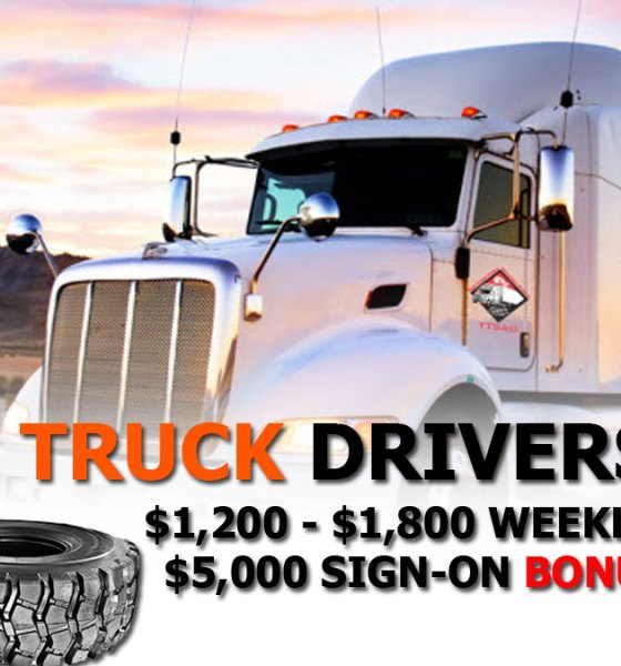 CDL Driver Jobs: CDL Truck Driver Jobs Near Me in Chicago, IL, USA