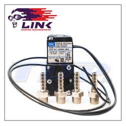 Boost control solenoid 4 port