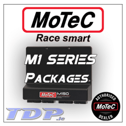 MoTeC M1 ECU Packages