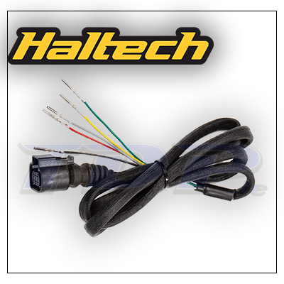 Wideband Harness for Elite PRO Plug-in ECUs