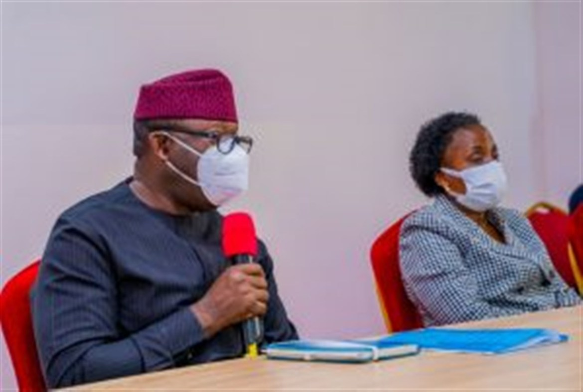Ekiti NUT Lauds Gov. Fayemi's investment in Education and Teachers' welfare