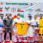 New Jerseys for Kwara United