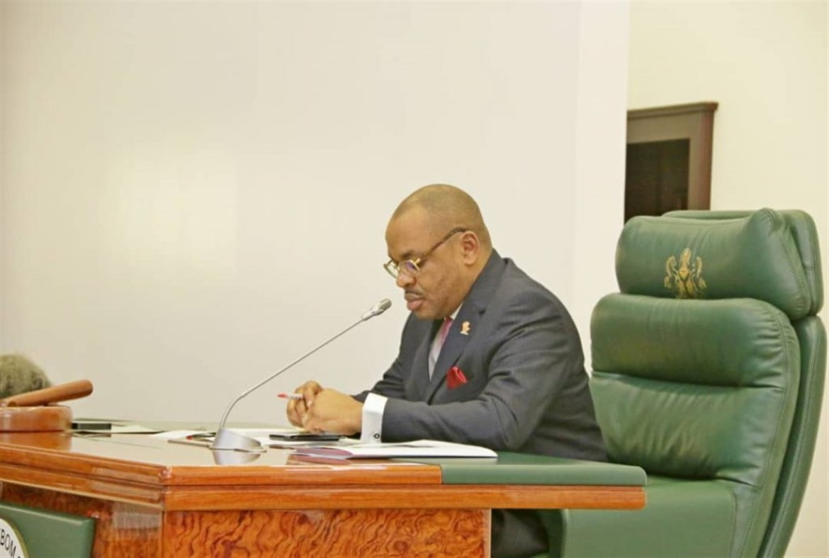 Governor Emmanuel Partners FG On Reactivation Of ALSCON
