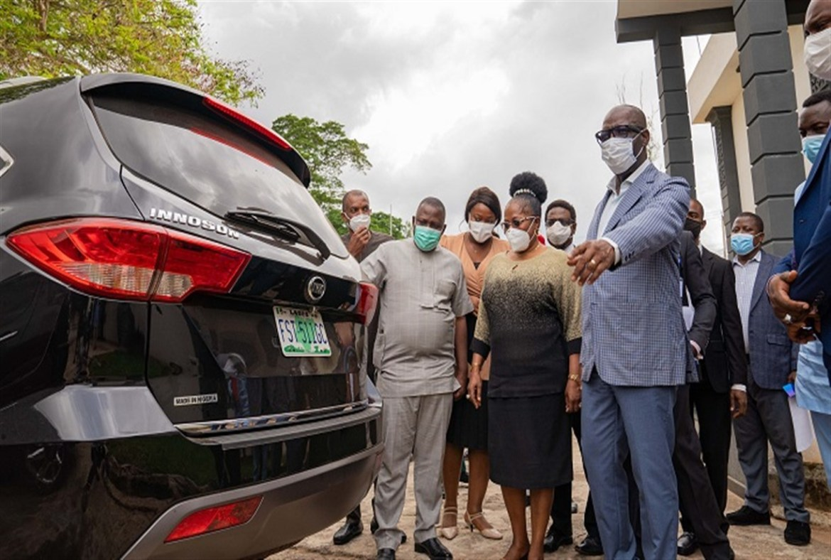 Edo State, Innoson Partner To Run Vehicles On Compressed Natural Gas