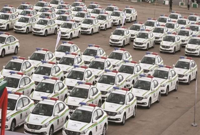 Nigerian Police Cars - TDPel News
