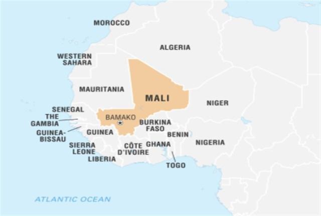 West Africa - TDPel News