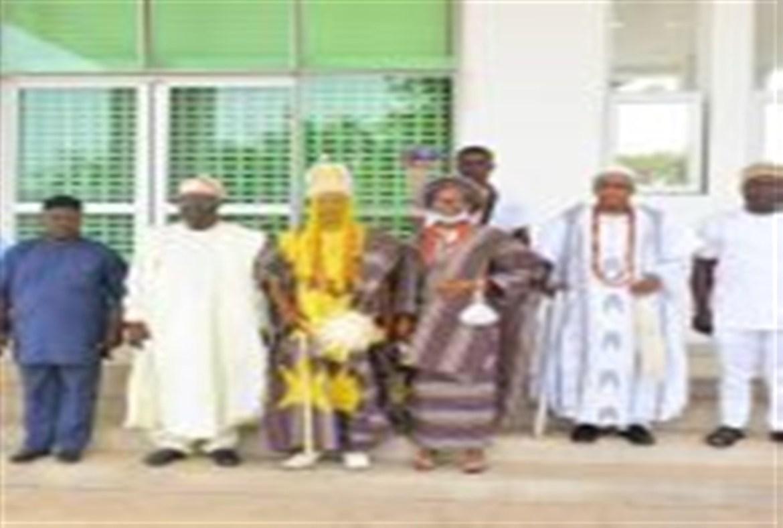 Ahmad Lawan Bags Chieftaincy Title In Ekiti