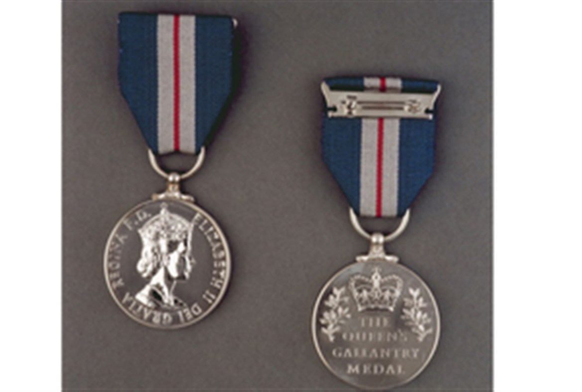 List Of People Who Received Queen's Gallantry Medal And Commendation For Bravery