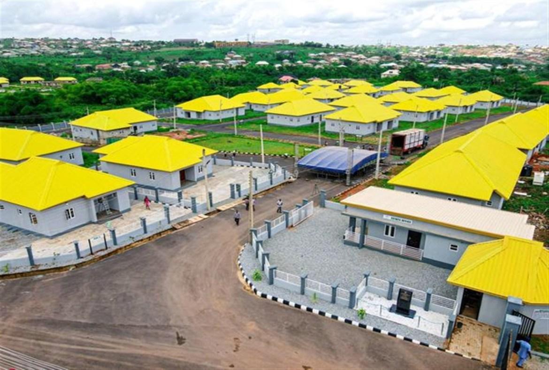 Ogun: Abiodun Commissions 130 affordable housing units