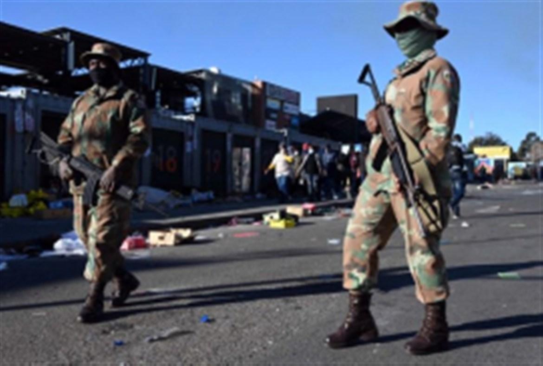 72 die, 1 234 arrested in KZN, Gauteng lootings