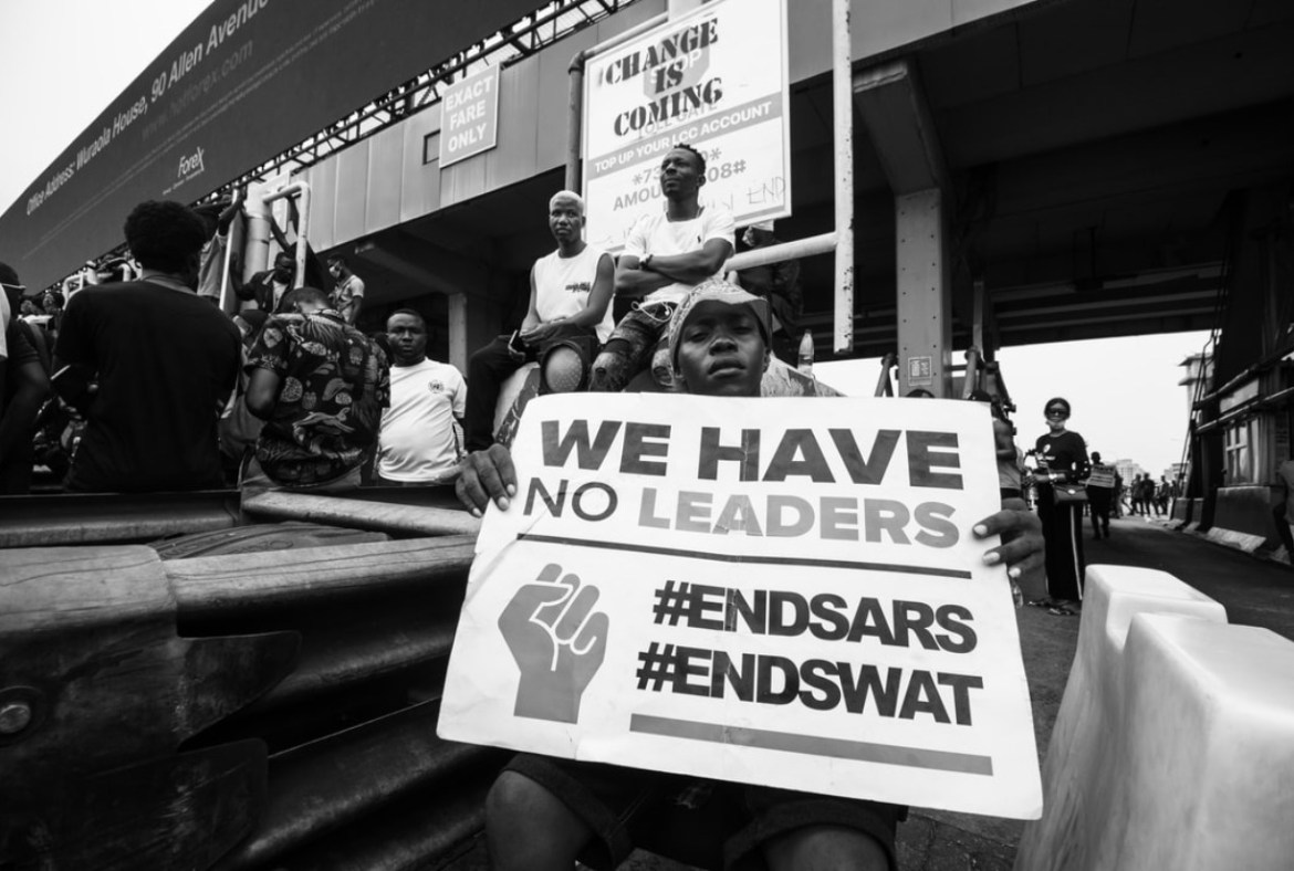 EndSARS: UK Forensics Company Confirms Military Fired Blank Shots
